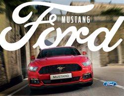 枚方のフォードからのカタログに掲載されている車&モーターバイク