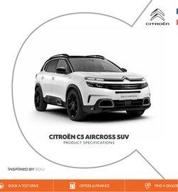 シトロエンのカタログに掲載されている車&モーターバイク ( 30日以上)