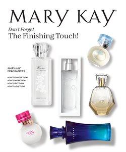 大阪のMary Kayからのカタログに掲載されているドラッグストア