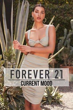 フォーエバー21のカタログに掲載されているファッション ( 明日で期限切れ)