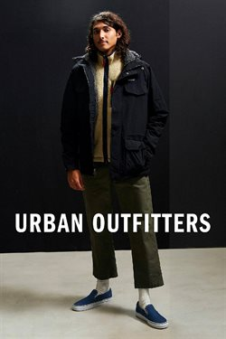 大阪のカタログに掲載されているUrban Outfitters
