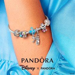 Pandoraのカタログに掲載されているPandora ( あと7日)