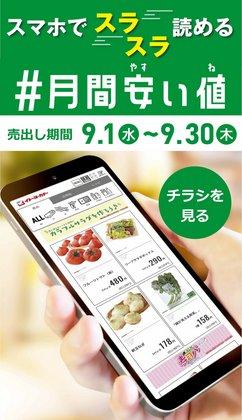 イトーヨーカドーのカタログに掲載されているスーパーマーケット ( あと8日)