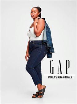 Gapのカタログに掲載されているGap ( あと8日)