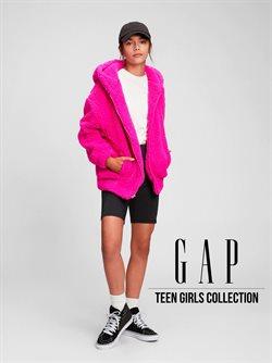 Gapのカタログに掲載されているGap ( あと22日)