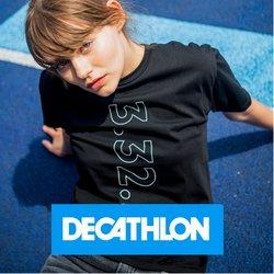 デカトロンのカタログに掲載されているスポーツ ( あと4日)