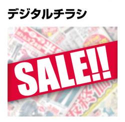 札幌のマックハウスからのカタログに掲載されているイオンスーパーセンター手稲山口