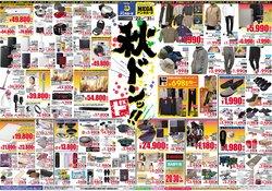 ドン・キホーテのカタログ( あと3日)