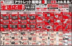 ヤマダ電機のカタログ( あと4日)