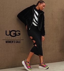 UGG Australiaのカタログに掲載されているUGG Australia ( あと17日)