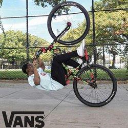 VANSのカタログに掲載されているVANS ( あと16日)