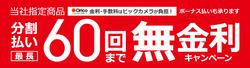 豊島区のカタログに掲載されているビックカメラ