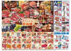 アピタのカタログに掲載されているスーパーマーケット ( 今日公開)