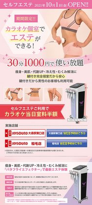 JOYSOUND直営店のカタログに掲載されているカラオケ  &  エンターテイメント ( 30日以上)