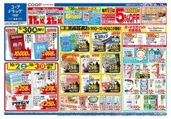 コープさっぽろのカタログに掲載されているスーパーマーケット ( あと10日)