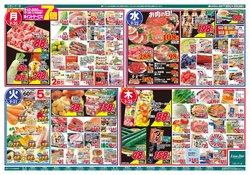 リオンドールのカタログに掲載されているスーパーマーケット ( 昨日に投稿)