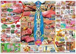 フィールのカタログに掲載されているスーパーマーケット ( 今日で期限切れ)