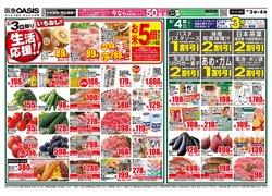 阪急オアシスのカタログ( あと3日)