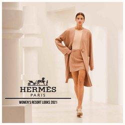 エルメスのカタログに掲載されているファッション ( 明日で期限切れ)