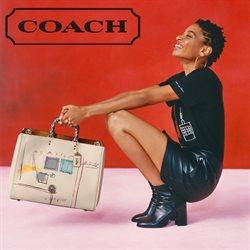 コーチのカタログに掲載されているコーチ ( 期限切れ)