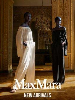 マックスマーラのカタログに掲載されているファッション ( あと2日)