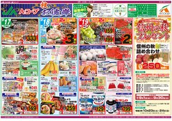 長野県A・コープのカタログ( 今日で期限切れ)