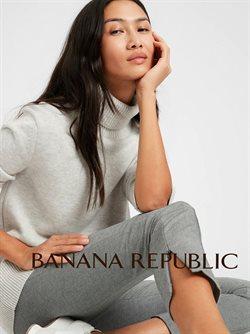 バナナ・リパブリックのカタログに掲載されているバナナ・リパブリック ( 期限切れ)