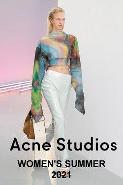 ACNEのカタログに掲載されているACNE ( あと27日)