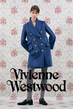 ヴィヴィアン・ウエストウッドのカタログに掲載されているヴィヴィアン・ウエストウッド ( 期限切れ)