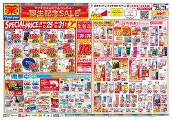 マツモトキヨシのカタログ( あと3日)