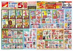 くすりの福太郎のカタログ( 明日で期限切れ)