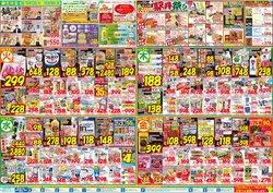 杏林堂のカタログに掲載されているスーパーマーケット ( 今日で期限切れ)