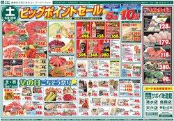 サボイのカタログに掲載されているスーパーマーケット ( 今日で期限切れ)