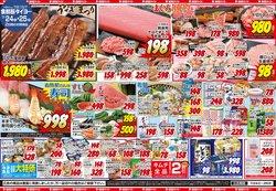 食鮮館タイヨーのカタログ( 昨日に投稿)
