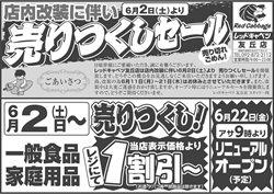 福岡のカタログに掲載されているレッドキャベツ