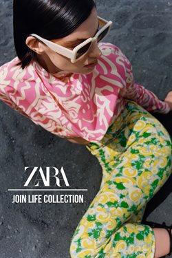 ZARAのカタログに掲載されているZARA ( あと6日)