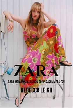 ZARAのカタログ( あと19日)