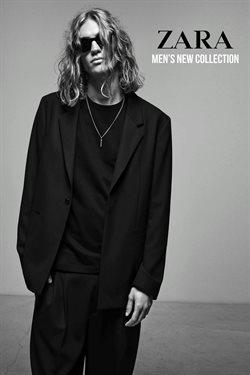 ZARAのカタログに掲載されているファッション ( あと25日)