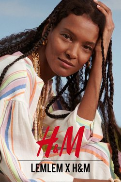 H&Mのカタログ( あと2日)
