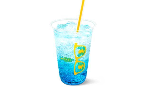マックフィズ® 渚のブルーハワイ(果汁1%)のオファーを¥250で