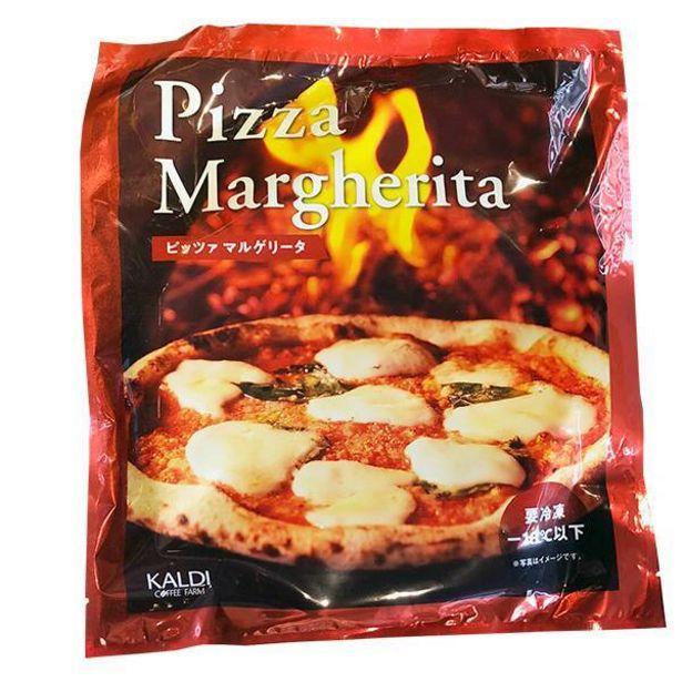 【冷凍】 ピッツァ マルゲリータ 1枚のオファーを¥498で