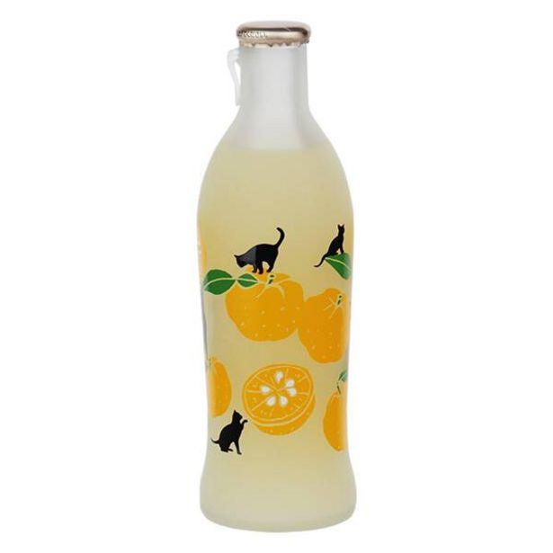 【お酒】ほろ酔いにゃん 柚子酒 240ml【オンライン限定アウトレット】のオファーを¥665で