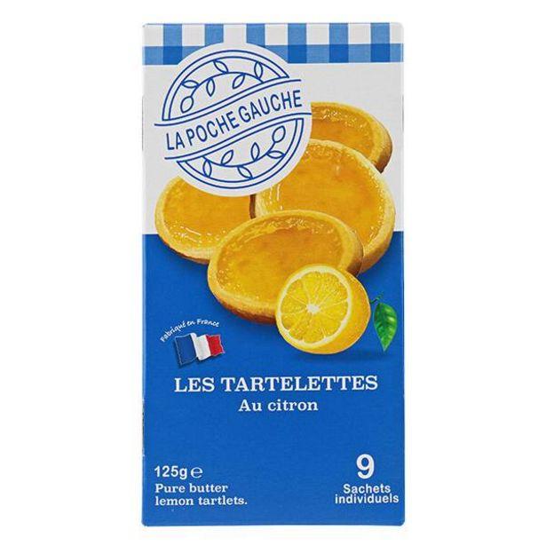ラ・ポシェ・ゴシュ タルトレット レモン 125gのオファーを¥321で