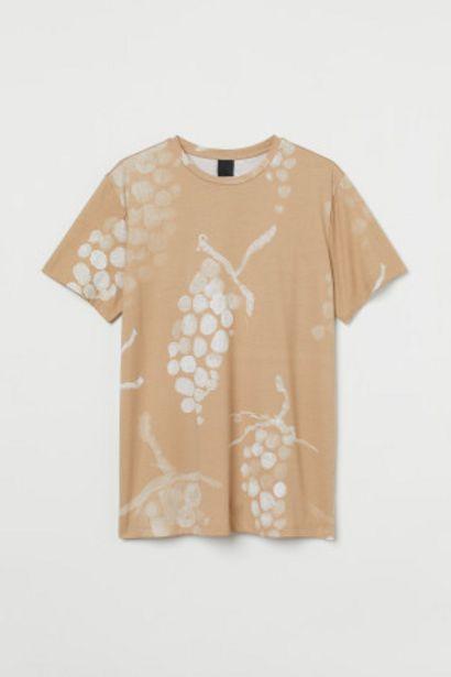 コットンTシャツのオファーを¥1499で