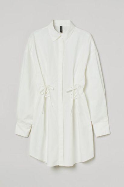 シャツドレスのオファーを¥2999で