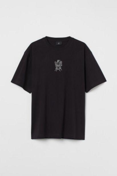 リラックスフィットTシャツのオファーを¥999で