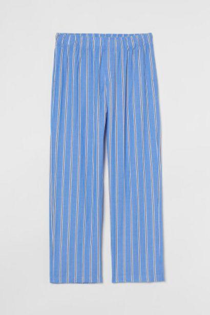 コットンパジャマパンツのオファーを¥1999で