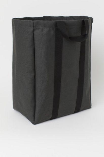 キャンバスランドリーバッグのオファーを¥1199で