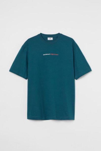 リラックスフィットTシャツのオファーを¥1299で