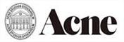 ロゴ ACNE